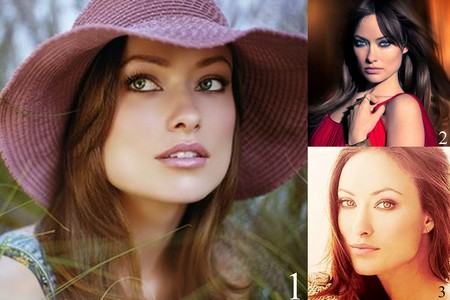 Round 22 Olivia Wilde 1st celina 2nd NellLovetCarter 3rd valleyer