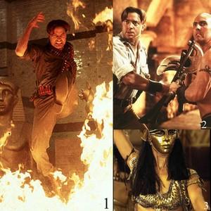 Round 20 The Mummy 1st CcDavidsen 2nd QueridaPantufa 3rd NellLovetCarter
