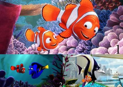 """Round 24 """"Finding Nemo"""" (2003) 1st 3xZ 2nd 050801090907 3rd CcDavidsen"""