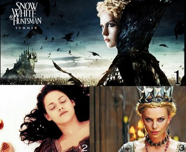 """Round 26 """"Snow White and the Huntsman"""" (2012) 1st 3xZ 2nd Mongoose09 3rd Stelenavamp"""