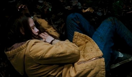 I don't know if that one's okay but Bella is definitely in pain here ..