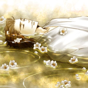 Aizen~ He's incredibly good-looking.