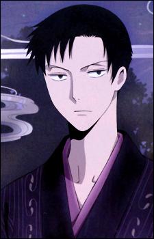 I don't know that character, either, so no. Shizuka Doumeki, from xxxHOLiC.