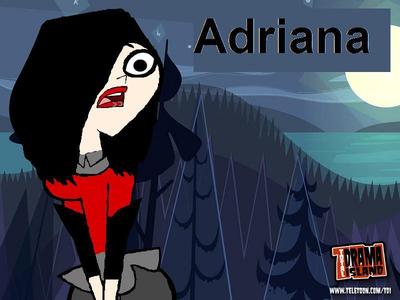 ?: Uh, i'm Adrina.