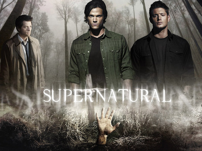 dia Six: favorito male-driven show sobrenatural