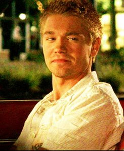 dia Nine: favorito male character in a drama show Lucas Scott - One árvore Hil