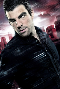 dia Three: A male character you hated but grew to amor - Sylar (Heroes)
