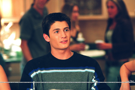 dia Nine: favorito male character in a drama show - Nathan Scott