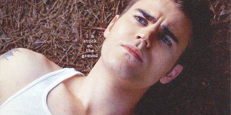 dia Ten: favorito male character in a scifi/supernatural show - Stefan Salvatore