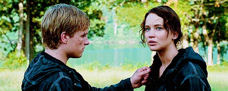 Couldn't find that but here is katniss & peeta
