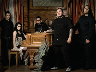 I'm a fan of them because their musique is amazing. And because Amy's voice is so beautiful. Awesome ba
