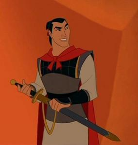 I was watching Mulan last night (for about the millionth time-- I l'amour that movie), and I realized th