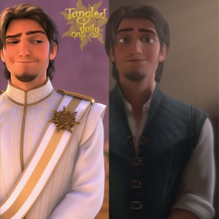 Eugene Fitzherbert, aka Flynn Rider <3 He is so sweet, and gorgeous and funny!