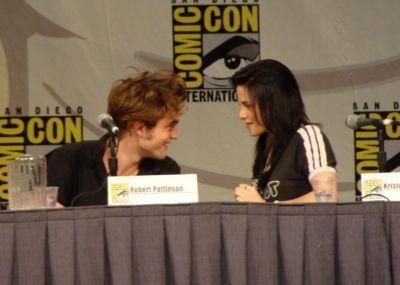 Robsten,2008 Comic-Con