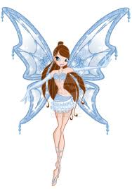my winx anne level:enchantix color:silver eyes:black hair:long and bronw hair wings:silver fri