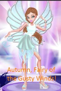 Name: Autumn Status: Angel / Fairy Planet: Ehlano Power: Wind and Cloud Hair: Light brown with da