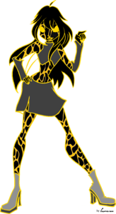 Name: Bloom (Sands Of Time) Status: Fairy,(Sand Monster) Planet: Earth Power: Recall (Travel Back