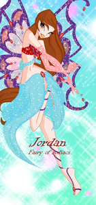 Here is a commission for winxclubgirl202 it is a lot better than my first picture and it is Jordan in