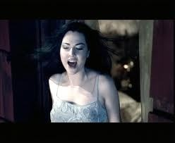 Here's mine : evanescence - Bring Me To Life Sorry I couldn't find a good pic!