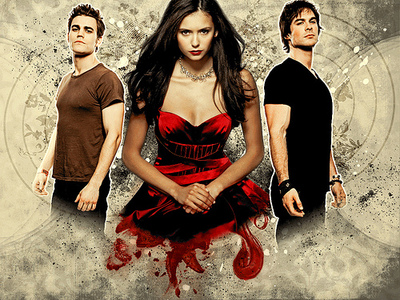 I have two favorito! Tv Shows [i]The Vampire Diaries[/i] and [i]Supernatural[/i]!♥♥ But I will put