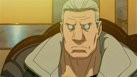 No (not because I dislike the character, though. I just haven't watched Code Geass) Batou from Gho