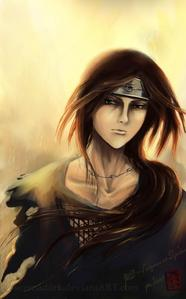 yes itachi from naruto ;p