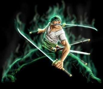Yes!! Zoro from one piece?