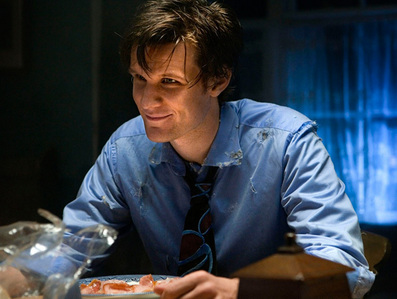 dag 01: favoriete Doctor - 11th (Matt Smith)