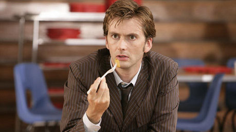 dag 01 - Favourite Doctor: 10th