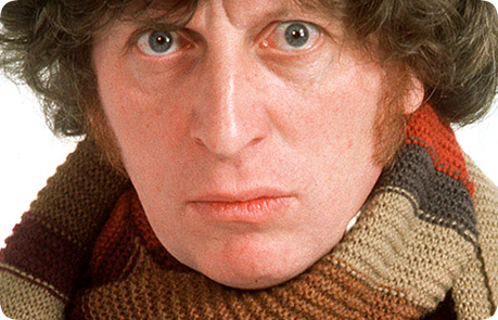 dag 01: favoriete Doctor: 4th Tom Baker