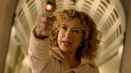 dag 15: Most Annoying Character- River Song (Does not mean I hate her.)