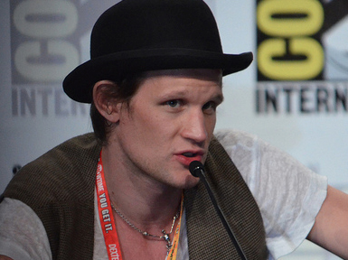 dag 16 - favoriete Actor- Matt Smith
