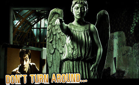 dag 05- : favoriete Alien - Weeping Angels