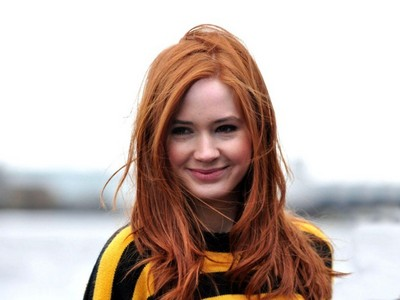 dag 18 - favoriete Actress- Karen Gillan