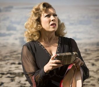 dag 19 - Least favoriete actress- Alex Kingston