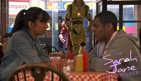 LOL, simpleplan!!! :D >Sniff<, DW_girl. :( Here's one, from 'The Sarah Jane Adventures': Rani: Wh