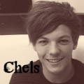 [b]Louis Tomlinson for Chelsea ♥  :[/b]