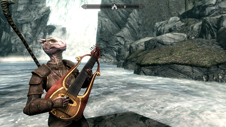 [b]Alana[/b] - Argonian Alana is a hoarder... and kleptomaniac. She is fairly friendly and easy-go