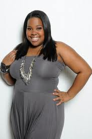 Joey of Chandler ... Amber Riley