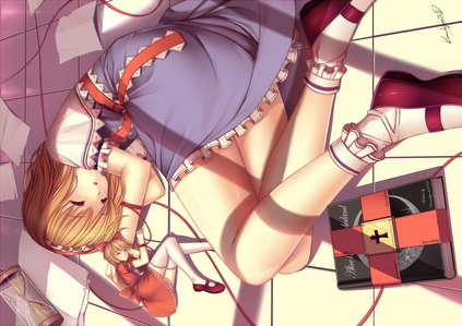 Alice Margatroid from Touhou