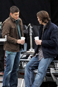 I found this picture. Hope it's OK. :) Next: Funny picture of J2