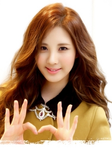ichanged my icon to seohyun girls genration maknae cinta her and she is my fave here is the foto