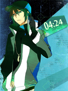 Name: Kurokku jikō What wewe are the god of: Time and Space Gender: Male Spirit animal: