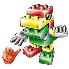 Imagine that,but younger! Also,this is my Partner,Lego Agumon!