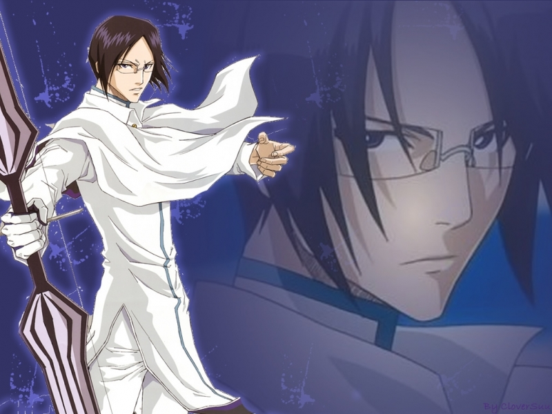 Marvelous Nov 6   Happy Birthday Uryu From Bleach. I Found Out Today Was His Birthday