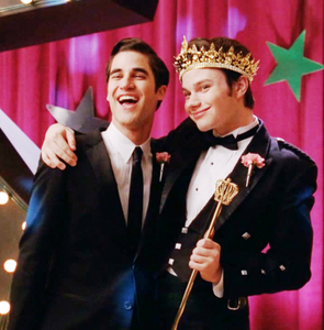 <b>kurt + blaine from <u>glee</u></b>