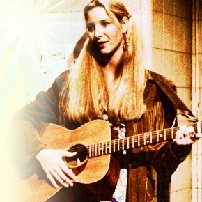 ok (: THEME 2 : MUSICIAN mine is phoebe buffay from फ्रेंड्स