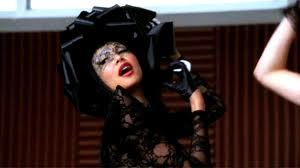 Heres mine Santana's lady gaga costume
