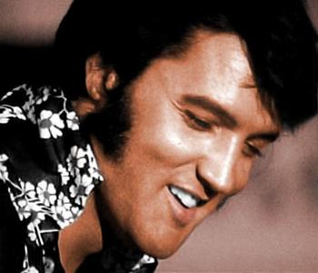 Aww...I love pics of him and his mom! u could always tell Elvis Adored her ^_^ I had to go wit