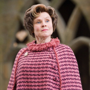 [b]1. Who is your least পছন্দ female character? [i]Dolores Umbridge.[/i][/b]